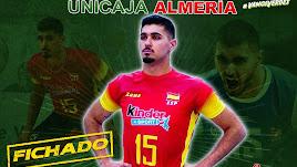 Fran Iribarne es nuevo jugador de Unicaja Almería.