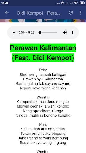 Sobat Ambyar Didi Kempot Mp3 Apk Download Apkpure Ai
