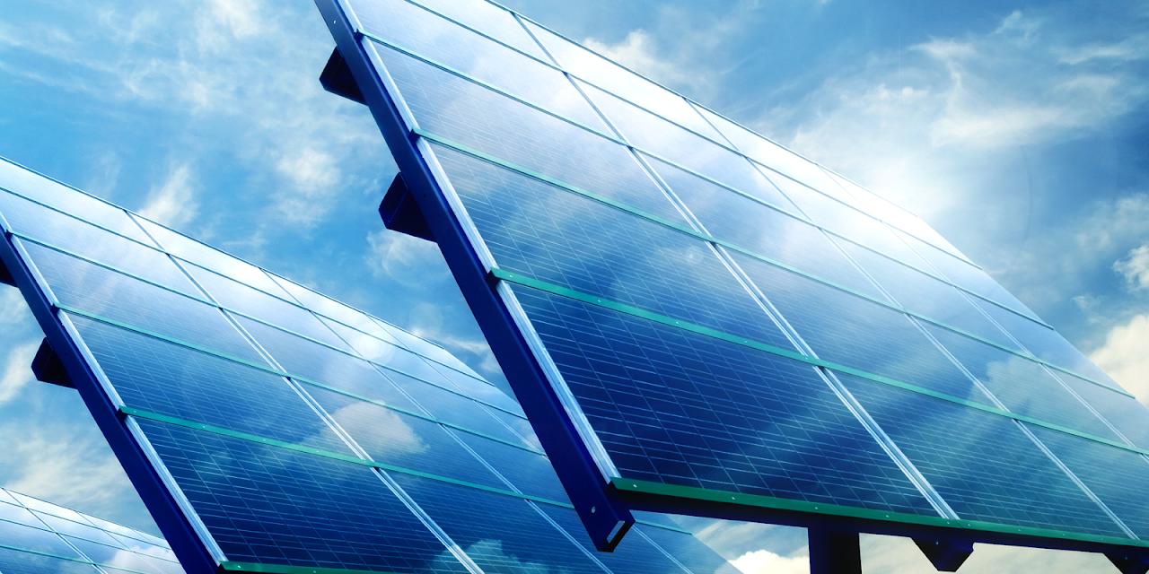 L'energia solare.