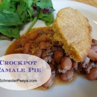 Crock pot Tamale Pie