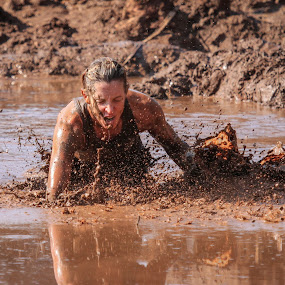 Warrior Obstacle Race by Dirk Luus - Sports & Fitness Other Sports ( endurance, warrior, fitness, strength, obstacle, sport, race,  )