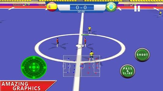 Futsal football 2020 - Soccer and foot ball game 2.q