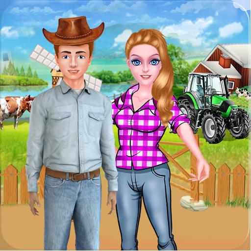 休闲の私の家族の農場ゲーム LOGO-記事Game