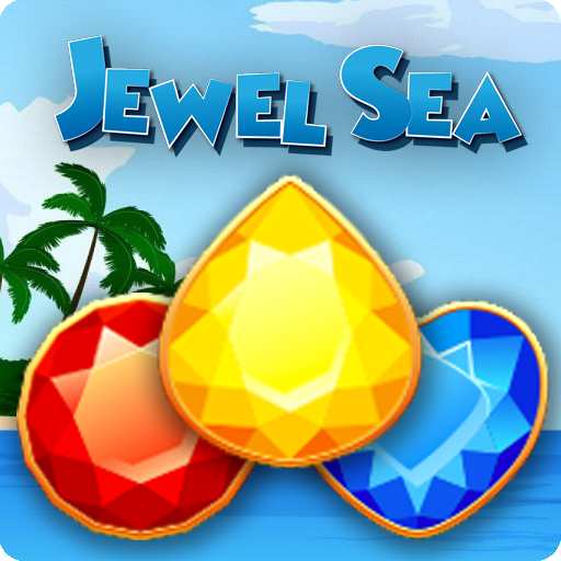 Jewels Sea - Match 3 Puzzle