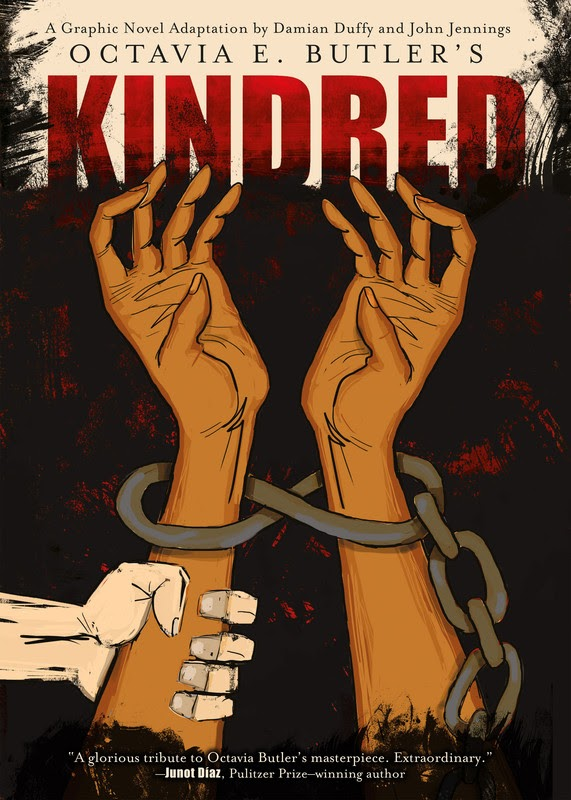 Kindred: A Graphic Novel Adaptation (2017)