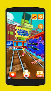 Subway Super Rush - náhled