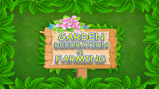 jardin décoration - jardin agriculture & nettoyage  captures d'écran 1