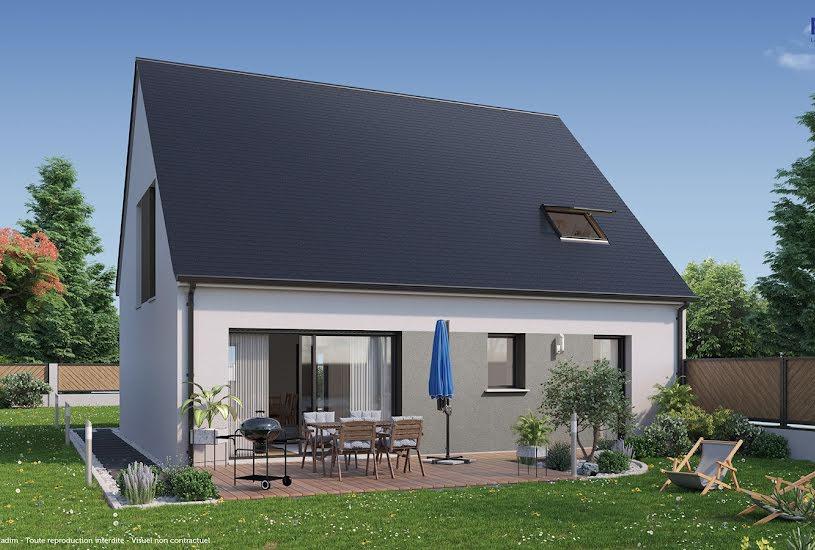 Vente Terrain + Maison - Terrain : 699m² - Maison : 107m² à Coulaines (72190)