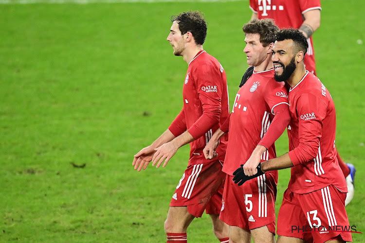 Le Bayern Munich devrait prolonger l'un de ses attaquants