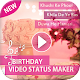 Download My Photo Birthday Lyrical Video Status Maker For PC Windows and Mac