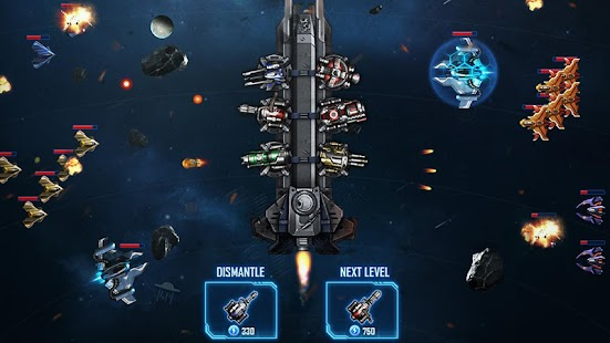 Space War : Galaxy Defender- screenshot thumbnail