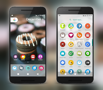 Carved Light Icon Pack- screenshot thumbnail