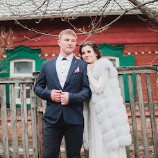 Wedding photographer Nadezhda Kurtushina (nadusha08). Photo of 11.04.2017
