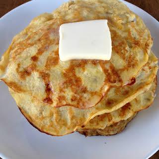 2 Ingredient Healthy Pancakes.