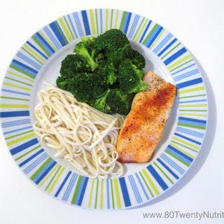 Healthy Salmon Pasta Bake Recipes.