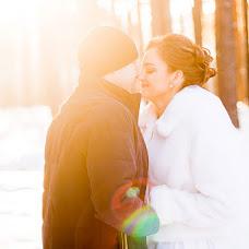 Wedding photographer Vyacheslav Sosnovskikh (lis23). Photo of 01.02.2018