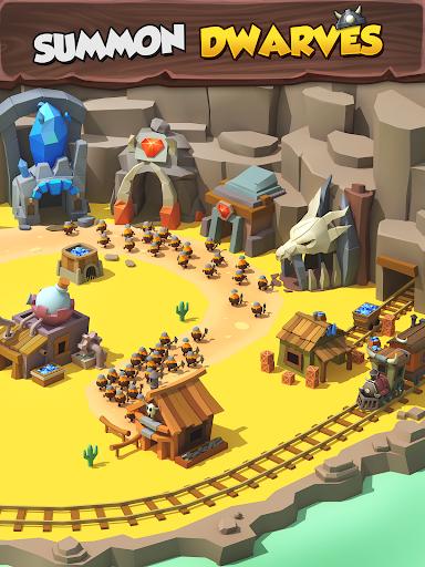 Tiny Miners - Idle Clicker 3.1.1 screenshots 12