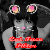 Cat Face Photo Filter