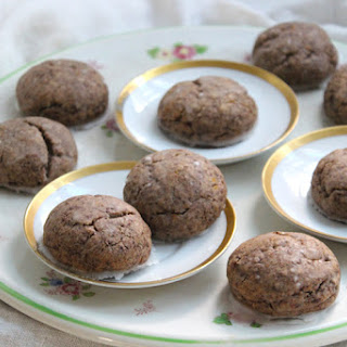 Chocolatey Spice Cookies Recipe