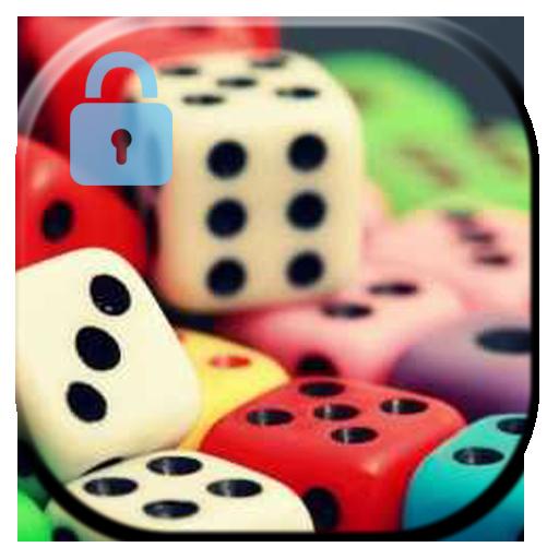 Dice poker recreation theme