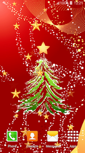 Xmas Tree Live Wallpapers - náhled