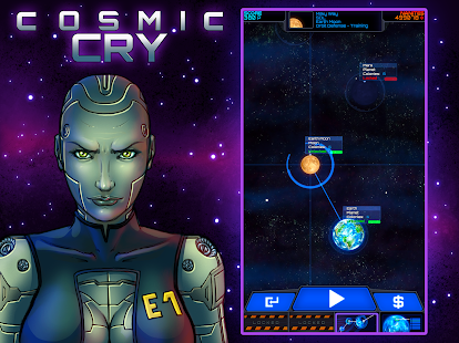 Cosmic Cry - Tower Defense TD (Unreleased)- screenshot thumbnail