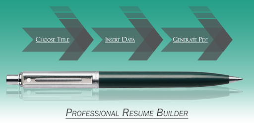 Professional Resume Builder - Apps on Google Play