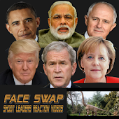 Shoot Leaders Reaction Videos - Face Swap