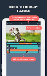 Clip&Go - Video Editor Free- screenshot thumbnail