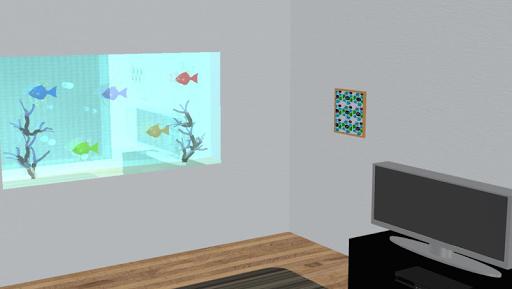 脱出ゲーム -Fish room-