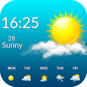 Accurate Weather - Live Weather Forecast icon