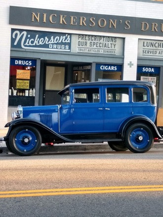 1930 Chevrolet Universal AD Sedan Hire CA 91765