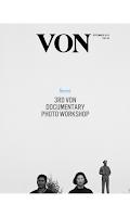 Screenshot of VON for phone