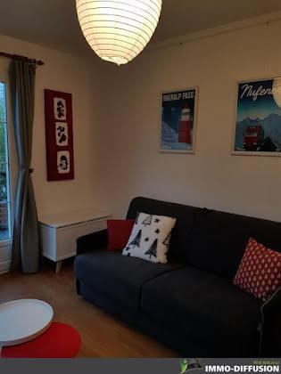 Location studio 24,95 m2