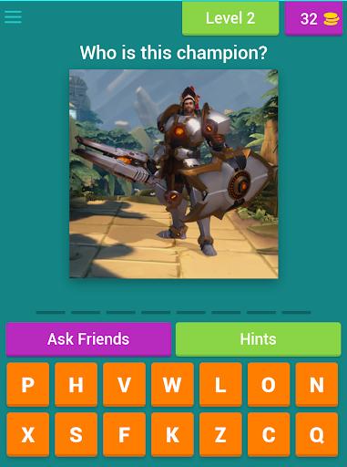 Paladins Champions Quiz Trivia 3.4.6z screenshots 17