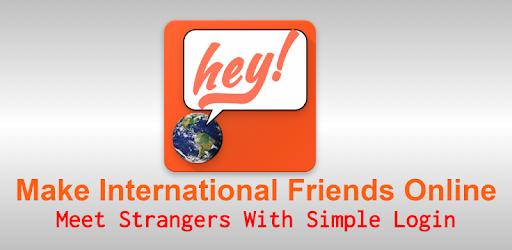 RAE: International friends online