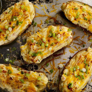Twice Baked Potatoes Cream Cheese Recipes.