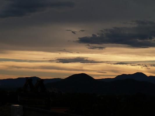 Al tramonto,in montagna di aidoru