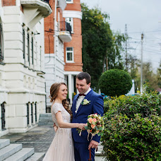 Wedding photographer Kseniya Sergeevna (kseniasergeevna). Photo of 20.09.2017