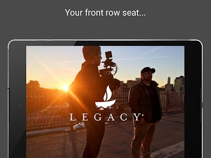 Legacy- screenshot thumbnail
