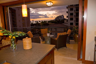 Photo: Lanai with view of lagoon 1 - http://www.vrbo.com/203370