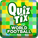 QuizTix: World Football Quiz icon