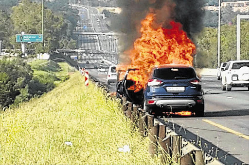 Ford Kuga owners' whose cars caught fire finally get go-ahead for R50,000 compensation