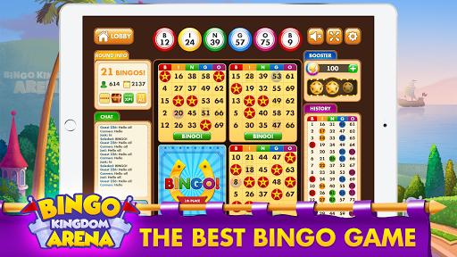 Bingo Kingdom Arena: Free Bingo Game u2013 Live Bingo 0.003.206 screenshots 1
