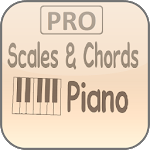 Scales & Chords: Piano PRO Icon