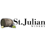 Logo for St. Julian Winery