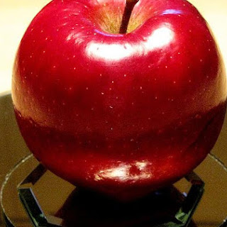 Healthy Apple Crisp.
