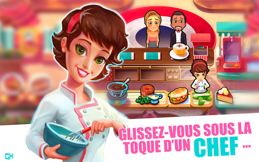 Télécharger Mary le Chef - Cooking Passion APK MOD (Astuce) screenshots 1