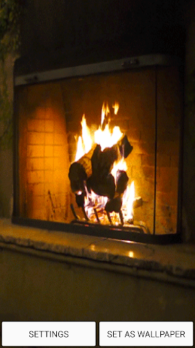 Download Fireplace Sound Live Wallpaper APK latest version app by