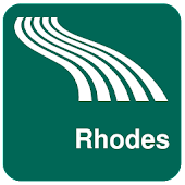 Rhodes Map offline